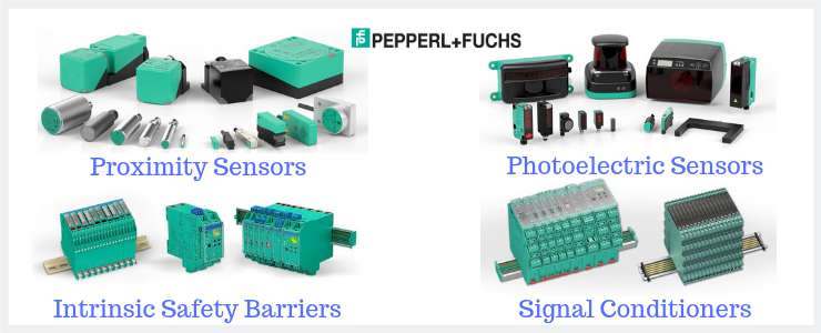 PEPPERL+FUCHS PRODUCTS